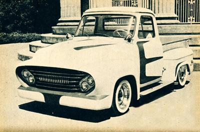 R E Miller Ford F Profile
